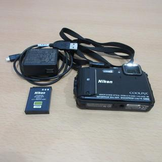 Nikon - 送料込 本格防水30m耐衝撃 デジタルカメラ ニコン COOLPIX AW130