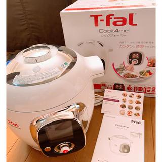T-fal - T−FAL CY7011JP 電気圧力鍋 【中古】