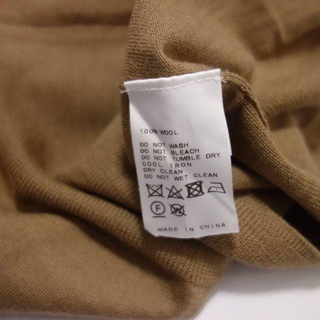 IENA(イエナ)の IENA ALBA タートルネックプルオーバー キャメル イエナ レディースのトップス(ニット/セーター)の商品写真