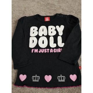 ベビードール(BABYDOLL)のBABYDOLL ロンT 80 90(Tシャツ)