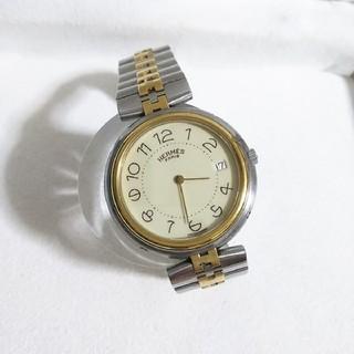 エルメス(Hermes)のエルメス メンズ 腕時計 ボーイズ コンビブレスレット(腕時計(アナログ))