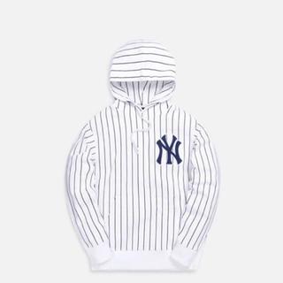 シュプリーム(Supreme)の【MLB × Kith】ヤンキース パーカー(パーカー)