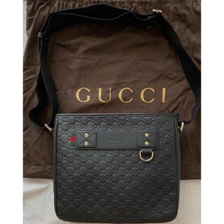 Gucci - GUCCI メッセンジャーバッグ
