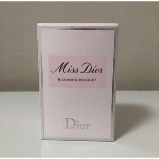 クリスチャンディオール(Christian Dior)のミス ディオール ブルーミング ブーケ オードゥ トワレ 100ml(香水(女性用))