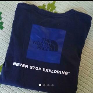 THE NORTH FACE - ノースフェイスTシャツネイビーM