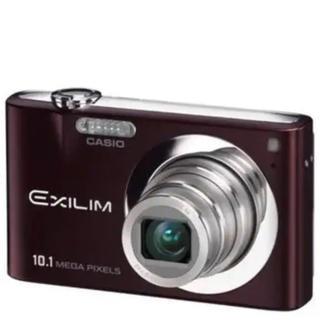カシオ(CASIO)のCASIO カシオ EXILIM ZOOM EX-Z100BN(コンパクトデジタルカメラ)