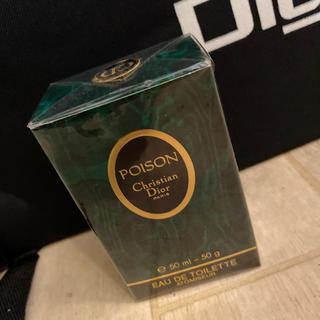クリスチャンディオール(Christian Dior)のPOISON 50ml(香水(女性用))