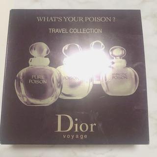 クリスチャンディオール(Christian Dior)のDIOR  ミニ香水セット(香水(女性用))