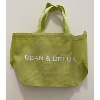 ディーンアンドデルーカ(DEAN & DELUCA)の新品未使用 DEAN&DELUCA  トートバッグS ライムグリーン(トートバッグ)