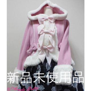 Angelic Pretty - Angelic Pretty snow princess コート ピンク