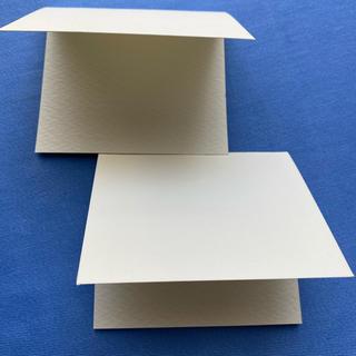 シンプル カード 紙 用紙 コメント メッセージ  ③(カード/レター/ラッピング)