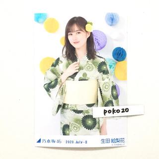乃木坂46 - 生田絵梨花