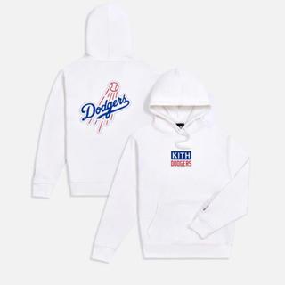 シュプリーム(Supreme)の【MLB × Kith】Dodgers パーカー(パーカー)