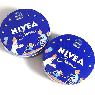 ニベア(ニベア)のニベア 青缶 大缶 2個(ボディクリーム)