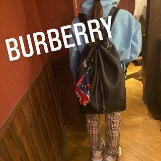 バーバリー(BURBERRY)の美品★バーバリー 定番 ノバ チェック パンツ 36 supreme(カジュアルパンツ)