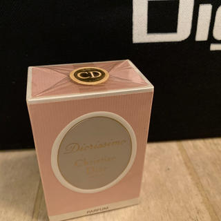 クリスチャンディオール(Christian Dior)のdiorissimo 香水 新品(香水(女性用))