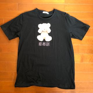 ウィゴー(WEGO)の*くまTシャツ*(Tシャツ(半袖/袖なし))