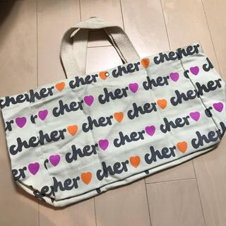 シェル(Cher)のcher エコバッグ(エコバッグ)