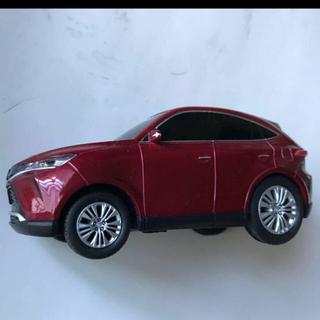 トヨタ(トヨタ)の新型ハリアープルバック非売品(模型/プラモデル)