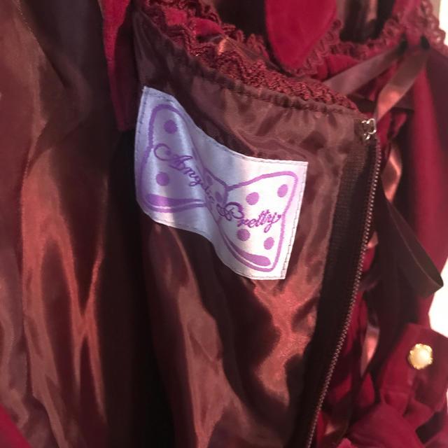 Angelic Pretty(アンジェリックプリティー)のRadiant Candle ジャンパースカート レディースのワンピース(ひざ丈ワンピース)の商品写真