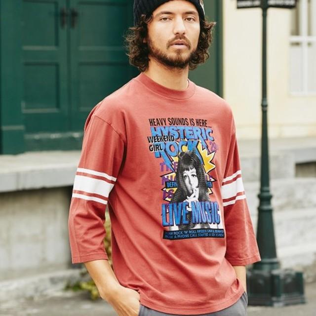 HYSTERIC GLAMOUR(ヒステリックグラマー)のヒステリックグラマー Tシャツ 美品 メンズのトップス(Tシャツ/カットソー(半袖/袖なし))の商品写真