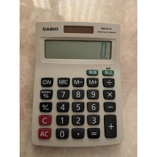 カシオ(CASIO)の電卓 カシオ(オフィス用品一般)