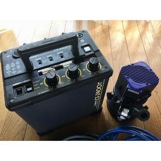 キヤノン(Canon)のCOMET CS-2400T CB-25H 1台1灯セット(ストロボ/照明)