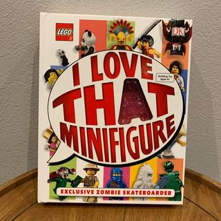 レゴ(Lego)のレゴ ミニフィグ 洋書(洋書)