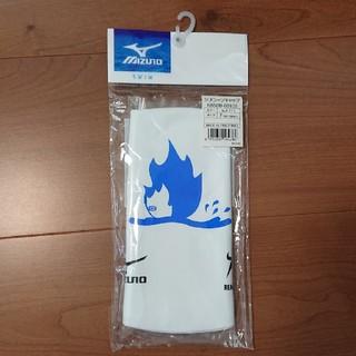 MIZUNO - ルネサンス専用 スイミングスクール スイミングキャップ シリコンキャップ  新品