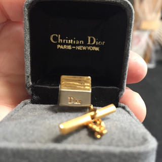 Christian Dior - クリスチャンディオール ネクタイピン