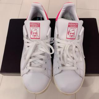 adidas - adidas アディダス スタンスミス ピンク 23.5 美品