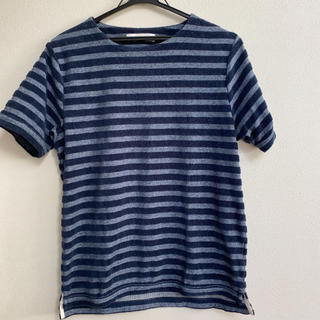 ナノユニバース(nano・universe)のボーダー Tシャツ 半袖(Tシャツ/カットソー(半袖/袖なし))
