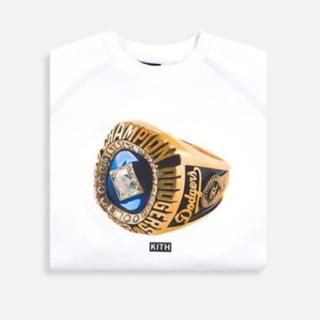シュプリーム(Supreme)のkith tシャツ(Tシャツ/カットソー(半袖/袖なし))