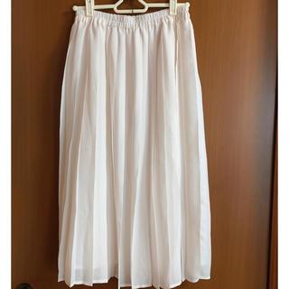 ウィゴー(WEGO)のプリーツスカート (ロングスカート)