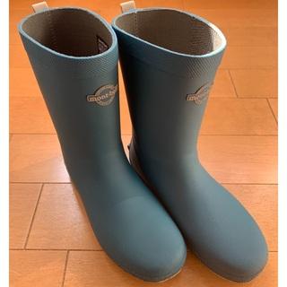 モンベル(mont bell)のモンベルキッズ長靴 22cm(長靴/レインシューズ)
