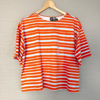 marimekko - 【日本未発売、新品】marimekko  ✖︎ UNIQLO Tシャツ