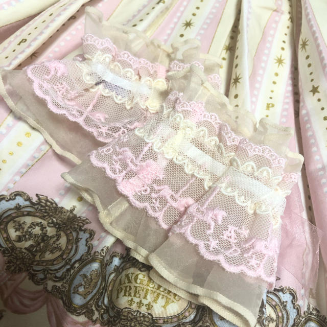 Angelic Pretty(アンジェリックプリティー)のAngelic Pretty お袖とめ レディースのファッション小物(その他)の商品写真