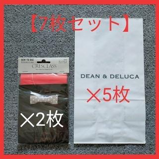 ディーンアンドデルーカ(DEAN & DELUCA)のショッパー(DEAN&DELUCA)&ギフトバッグ(ショップ袋)