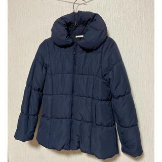 GU - GU ジーユー 子供服 150 中綿 コート