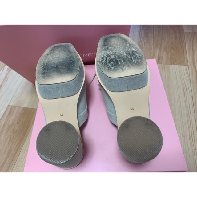 Honey mi Honey(ハニーミーハニー)のHoney mi Honey レースアップサンダル レディースの靴/シューズ(サンダル)の商品写真