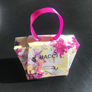 ハッチ(HACCI)の未開封*HACCI HONEY SOAP 5g(洗顔料)