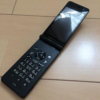 エヌティティドコモ(NTTdocomo)のdocomo パナソニック 携帯電話 p-01e(携帯電話本体)