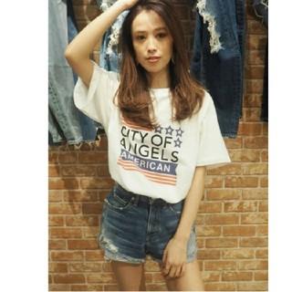 ジェイダ(GYDA)のGYDA☆CITY OF ANGELES T/S(Tシャツ(半袖/袖なし))