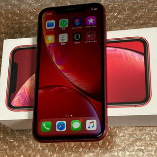 Apple - iPhone xr 64GB  SIMフリー 美品