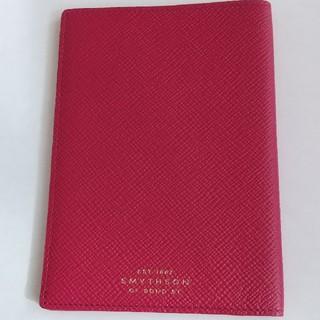 スマイソン(Smythson)のSMYTHSONパスポートケース(旅行用品)