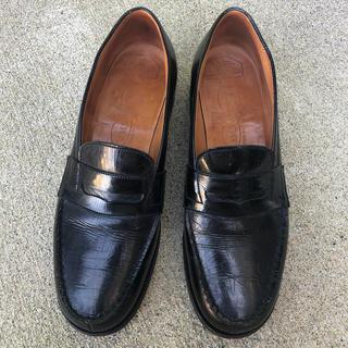 ジェーエムウエストン(J.M. WESTON)のJ.M WESTON Begin100th ローファー ブラック(ローファー/革靴)