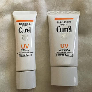 Curel - キュレル UVクリーム UVエッセンス