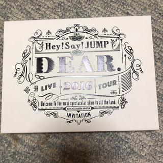 Hey! Say! JUMP - Hey! Say! JUMP Dear ツアーDVD 初回限定盤 公式写真付き