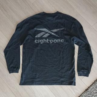 リーボック(Reebok)のReebok eightyone 長袖Tシャツ(Tシャツ/カットソー(七分/長袖))