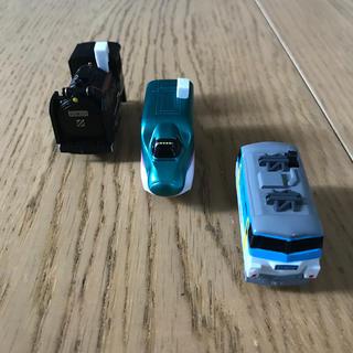 トミー(TOMMY)のモーター車(電車のおもちゃ/車)